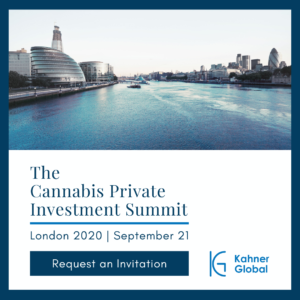 The Cannabis Private Investment Summit London